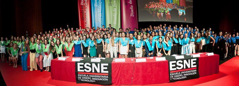 ESNE students Graduates