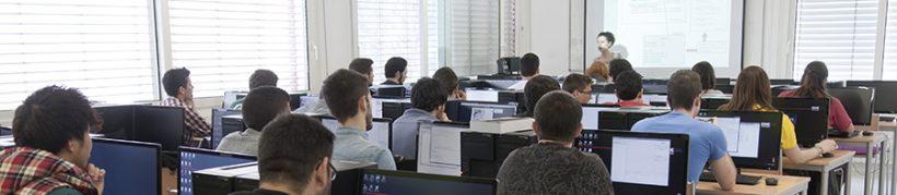 Classroom at ESNE